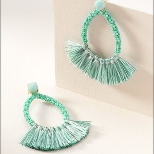 Stella & Dot Brand New Anne Fringe Earrings